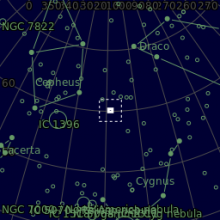 NGC 6946 Galassia Fuochi d'artificio  LRHaGB